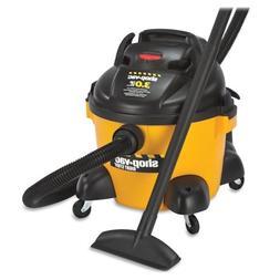 Wholesale CASE of 3 - Shop-Vac 6 Gallon 3HP Wet/Dry Vacuum-V