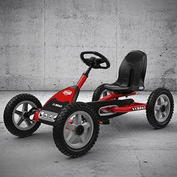 BERG Toys Case-IH Buddy TRAXX Edition Pedal Go Kart with Eas