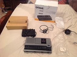 Sanyo Standard Cassette TRC 8030 Transcriber Transcribing Ma