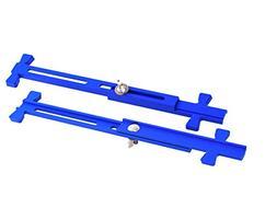 Bon 11-284 4-Inch to 12-Inch Cast Aluminum Heavy Duty Slidin