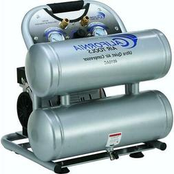 California Air Tools CAT-4610AC Ultra Quiet & Oil-Free 1.0 h