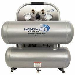 California Air Tools CAT-4620AC 2 HP 4 Gallon Ultra Quiet Al