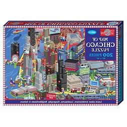 T.S. Shure Chicago Jigsaw Puzzle