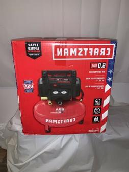 Craftsman CMEC6150 6-Gallon Portable Electric Air Compressor