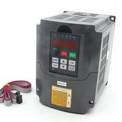 CNC 2.2KW Spindle motor speed control 110V 2.2KW VFD Variabl