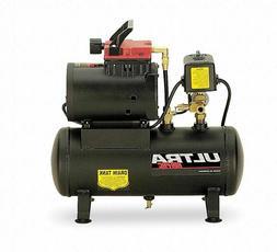Thomas Compressors T-617HDN 4 Amp 1/2 Horsepower 2 Gallon Oi