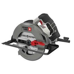 New PORTER-CABLE 15-Amp 7-1/4-in Corded Circular Saw Heavy D