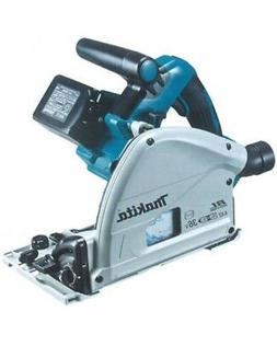 Makita Cordless Brushless Plunge Track Saw SP601DZ 18V 165mm