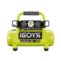 Ryobi Cordless Portable Air Compressor 18 Volt