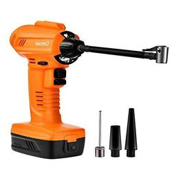 Echoming Cordless Tire Inflator Portable Automatic Hand Held