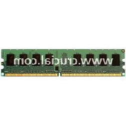 CT12864AA800 D-RAM, 1GB, DDR2, PC2-6400 MEMORY Crucial Stora