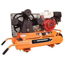 Industrial Air CTA9090980.ES 9 Gallon Electric Start Wheelba