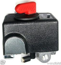 CW218901AV Air Compressor Pressure Switch  200/160 PSI  Camp