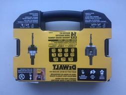 DeWalt D180005 13-Piece C-Clamp Design Master Hole Saw Door
