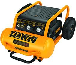 Dewalt D55146 1.6 HP 4.5 Gallon Oil-Free Wheeled Portable Ai