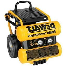 DEWALT-D55154 1.1 HP Continuous 4 Gallon Electric Wheeled Do