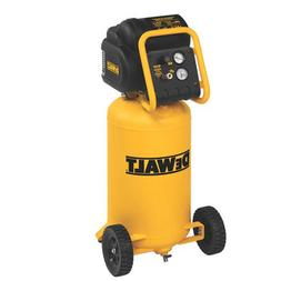 Dewalt D55168 1.6 HP 15 Gallon Oil-Free Wheeled Portable Wor