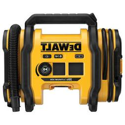 DeWALT DCC020IB 20-Volt High-Pressure Corded/Cordless Air In