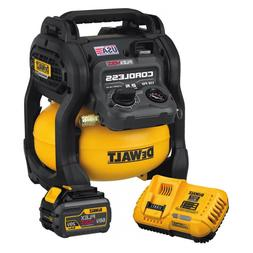 DEWALT DCC2560T1 FLEXVOLT 60-Volt 2.5-Gallon Cordless Air Co