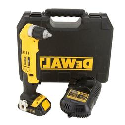 Dewalt DCD740C1 20V MAX Cordless Lithium-Ion Compact Right A