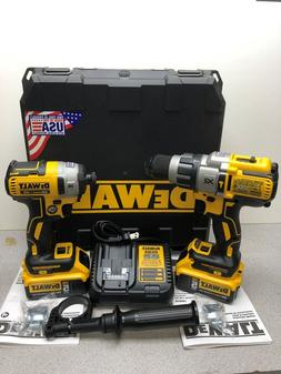 Dewalt DCK299P2 20V MAX XR Cordless Brushless Li-Ion Hammerd