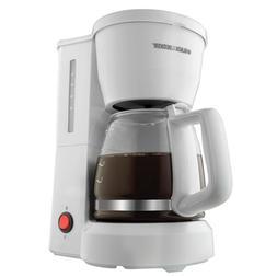 Applica DCM600W Bd 5c Coffee Maker Glscrf Wht
