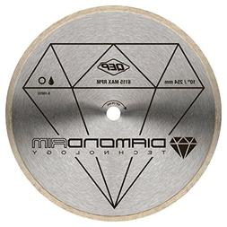 10 in. Diamond Blade for Wet Tile Saws for Ceramic Tile