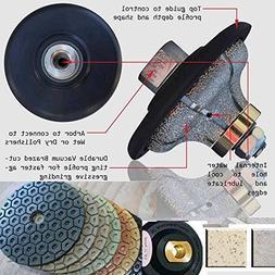"Diamond Profiling Wheel Grinding Wheel Ogee 3/4"" Router bit"