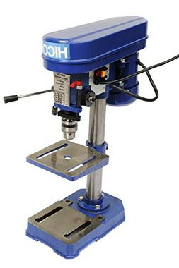 HICO-DP4113 8-Inch Bench Top Drill Press 5 Speed Rotary Tool