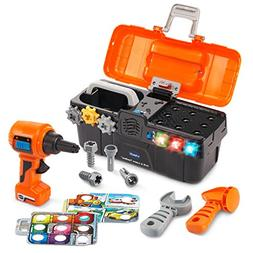VTech Drill & Learn Toolbox - ONLINE EXCLUSIVE