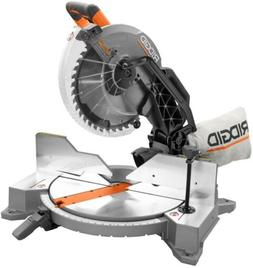 Dual Bevel Compound Miter Saw Power Tool Adjustable with Las