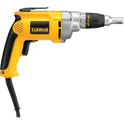 Dewalt DW276 6.5 Amp 0 - 2,500 RPM VSR Drywall/Framing Screw
