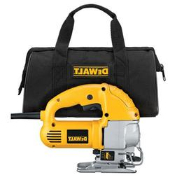 DEWALT DW317K 5.5 Amp Top Handle Jig Saw Kit