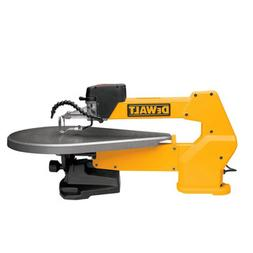 Dewalt DW788 20 In Variable Speed Scroll Saw