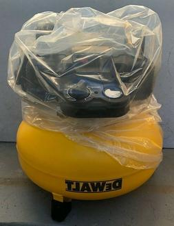 Dewalt DWFP55126 Heavy Duty 6-Gallon 165 PSI Pancake Compres