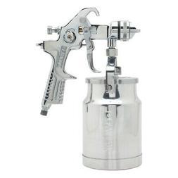 DWMT70779 Siphon Air Spray Gun with 1,000cc Cup