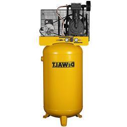 Dewalt DXCMV5048055 5 HP 80 Gallon TOPS Two Stage Oil-Lube I