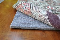 "Rug Pad USA, 3/8"" Thickness, 5'x8', Eco Plush Felt Rug Pads-"