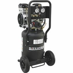 NorthStar Electric Air Compressor- 1.5 HP 8-Gallon Vertical
