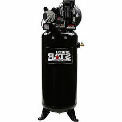 NorthStar Electric Air Compressor - 3.7 HP, 60-Gallon Vertic
