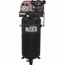 NorthStar Electric Air Compressor- 3 HP, 60-Gallon Vertical