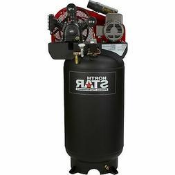 NorthStar Electric Air Compressor- 5 HP 80-Gal Vertical 230V