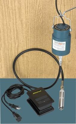 Chicago Electric Power Tools Flexible Shaft Grinder and Carv