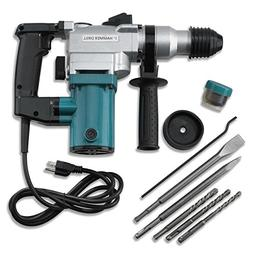 """New 1"""" Electric Rotary ROTO Hammer Drill SDS Concrete Chisel"""