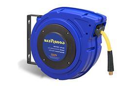 Goodyear 27527153G Enclosed Retractable Air Compressor/Water