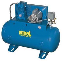 JENNY F12S-30UMS-115/1 Fire Sprinkler Air Compressor, 1/2 HP