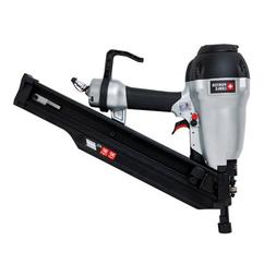 Porter-Cable FC350B Framing Nailer Kit, 30 -34 Clipped Head,