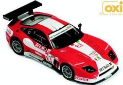 Ferrari 575M #13 E. Naspetti-M. Hezemans 5th Hockenheim FIA-