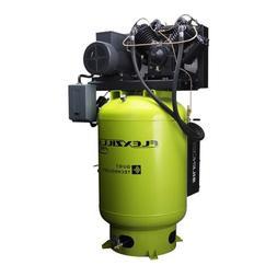 Flexzilla FXS10V120V1 Air Compressor w/ Silencer, 10 HP, 120