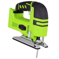 GreenWorks G-24 24V Cordless Jig Saw, battery & Charger Not